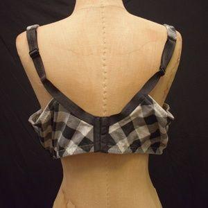 Cacique Intimates & Sleepwear - Cacique plaid bra size 42DD Underwire